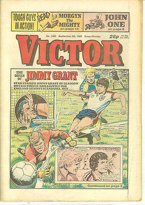 The Victor 1490 (Sept 9, 1989) high grade copy