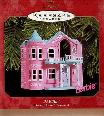 Barbie Dream House ORNAMENT~Hallmark~1999~MIB~KEEPSAKE ORNAMENT
