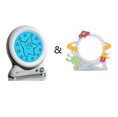 The Gro Company Gro Clock with Clock Face Bundle