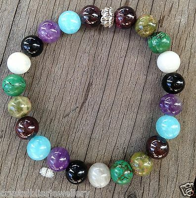 ॐCrystal Blissॐ Fertility, Hormones, IVF, PCOS, Healthy Pregnancy Bracelet