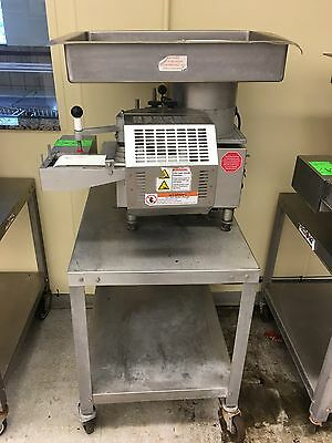 Patty-o-Matic Model 330A Hamburger Patty Maker Machine with Table