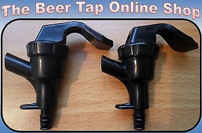 2 Pack-Picnic Party Tap Faucet, Homebrew Beer Dispensing Cornelius / Corny Keg