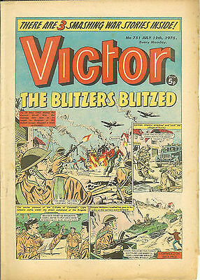 The Victor 751 (July 12, 1975) high grade copy