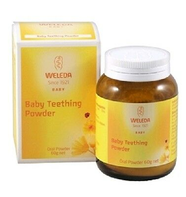 Weleda Baby Teething Powder 60g