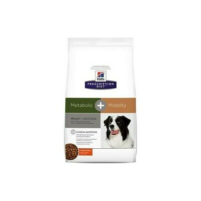 HILL S prescription diet canine metabolic + mobility  mangime secco polllo 12 kg