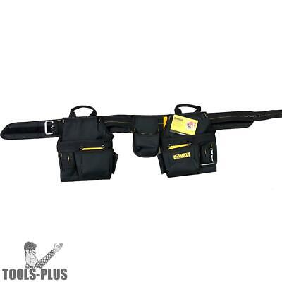 DeWalt DG5640 Large Ballistic Nylon Tool Belt New