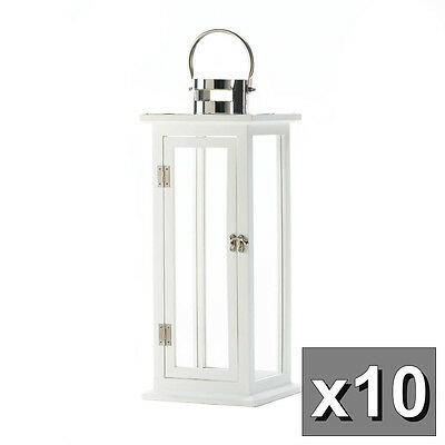 10 highland large 20u201d tall candle holder lantern wedding