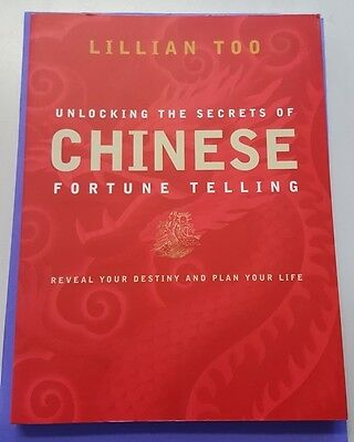 UNLOCKING SECRETS CHINESE FORTUNE TELLING-9781741800227-Lilian Too