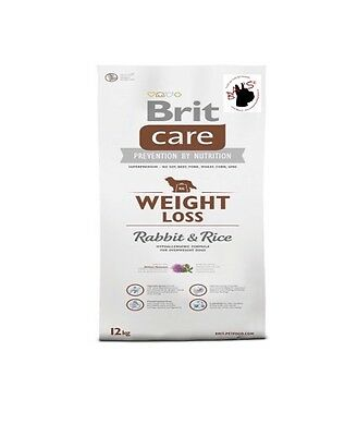Brit Care Weight Loss Coniglio E Riso 12Kg- 750