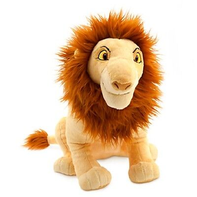 Disney Lion King Adult Simba Plush Soft Stuffed Toy Large 45 cm tall