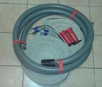 Fire hose kit recycled x 2