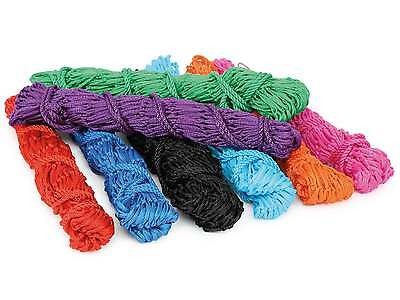 "Shires Fine Mesh Haynet Large 40"" 1024 - Funky Colours"