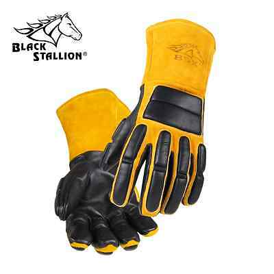 BSX® Impact-Resistant Stick Welding Glove size X large