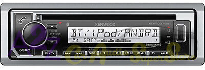 Kenwood KMR-D362BT Bluetooth Marine Boat CD iPhone iPod Stereo USB Receiver