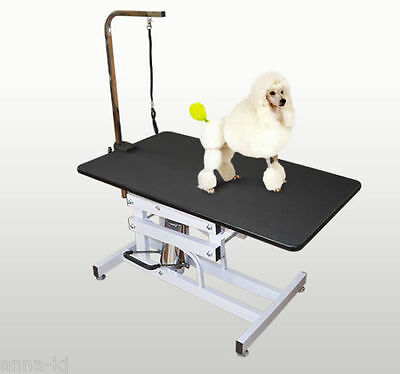 Pet Grooming Table Adjustable Portable Folding Dog Arm Noose Foldable Cat Animal