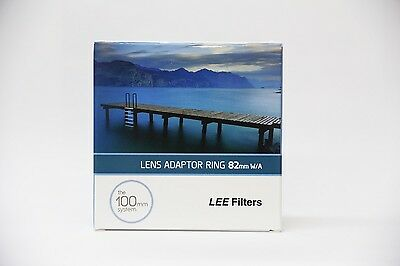 LEE Filters 82mm Wide angle lens Adaptor Ring for 100mm system