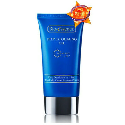 [BIO-ESSENCE] Deep Exfoliating Gel with ATP and Royal Jelly 60g NEW