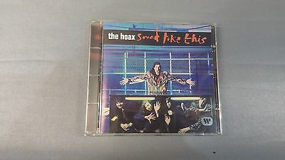 1018- The Hoax - Sound Like This  Cd - Envio Economico!