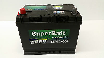 SuperBatt 072 / 069 BATTERY MASSEY FERGUSON COMBINES & TRACTORS TE SERIES