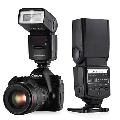 DF-400 Speedlite Flash For Canon Rebel SL1 T3 XSi T5i 40D 50D 70D 5D Mark III II