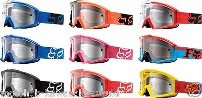 FOX Racing Main Motocross Dirtbike MX ATV Gear Adult Women Ridding Goggle