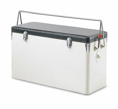 Jamie Oliver - Retro BBQ Padded Seat Picnic Box with Tool Compartment