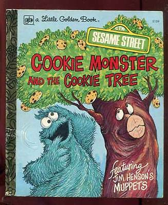 Sesame Street. Cookie Monster And The Cookie Tree. 1978.