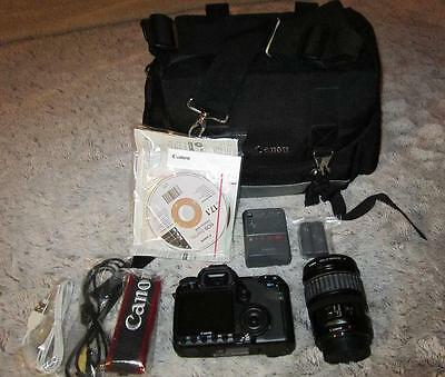 Canon 40D DIGITAL CAMERA WITH  28mmx135mm LENS & ACCESSORIES Msrp $1,200
