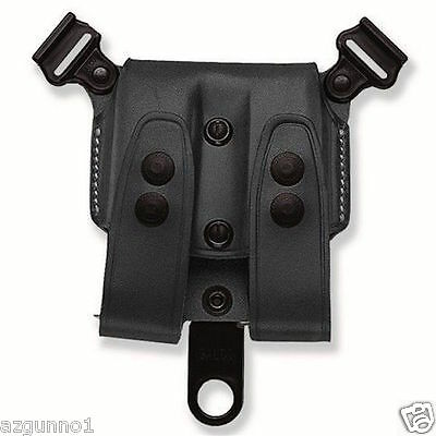 Galco HCL Mag Case For System Tan .45//10mm Single Stack Mags HCL26