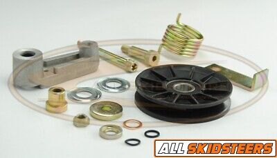 Bobcat Cooling Fan Pulley Tensioner Kit S220 S250 S300 S330 T250 T300 T320 Skid