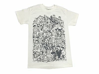 Marvel Iron Man Tony Stark Comic Book Art Designs Avengers Men's T shirt