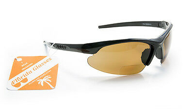 e3af9b7674 Polarized Bifocal Reading Sunglasses with Polycarbonate Lens for Men and  Women