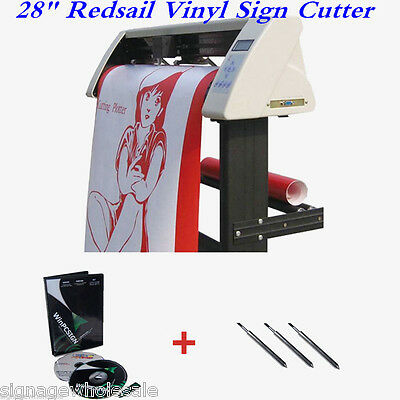 """28"""" Redsail Vinyl Cutter Plotter with Contour Cut Function"""