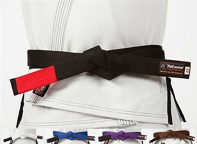 Tatami BJJ Brazilian Jiu Jitsu Belt - All Colours / Sizes Available