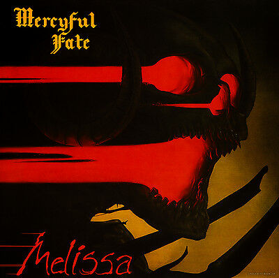 Parche imprimido /Iron on patch, Back patch, Espaldera / - Mercyful Fate, G