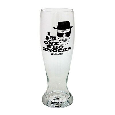 Verre à bière géant Breaking Bad : I'm the One Who Knocks 29 cm (Neuf)