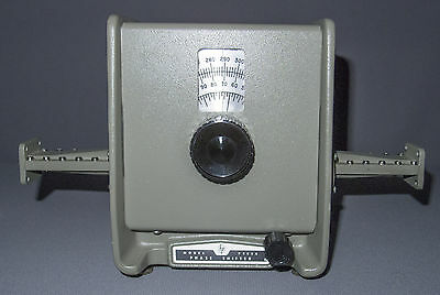 HP (Hewlett-Packard, Keysight) Model P885A Waveguide Phase Shifter 12.4-18.0 GHz