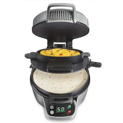 Hamilton Beach 25495 Breakfast Burrito Maker