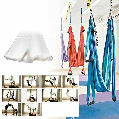Yoga Swing Sling Hammock Trapeze For Gym Yoga Inversion Tool Large Bearing