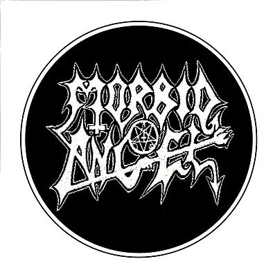 Parche imprimido /Iron on patch, Back patch, Espaldera / - Morbid Angel, D