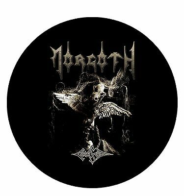 Parche imprimido /Iron on patch, Back patch, Espaldera / - Morgoth, B