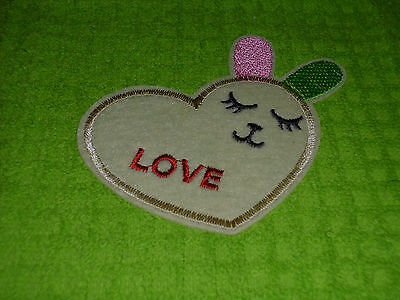 Kitchen Dish Towels Crochet Tops Listing T863 Easter/Valentines Day Rabbit Bunny