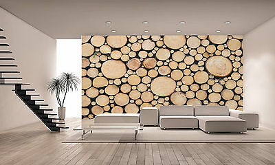 Wooden Tile Background  Wall Mural Photo Wallpaper GIANT DECOR Paper Poster