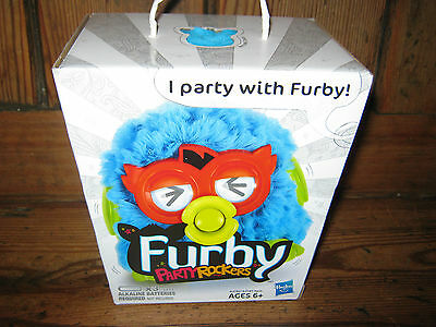 furby party rockers instructions