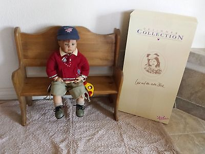 Zapf Collectors Dolls Red Haired Boy