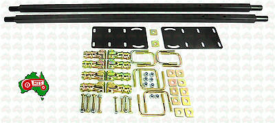 HTS0063 Tractor Small Canopy Hoop Type Curved Square Top ROPS Mounting Kit