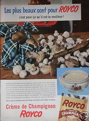 Breweriana, Beer Collectibles United Publicité Advertising 1991 Soupe Potage Knorr