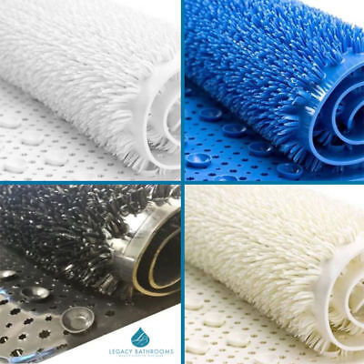 Comfort Shower Bath Bathroom Mat Spiky Foot Massage Effect Anti Non Slip