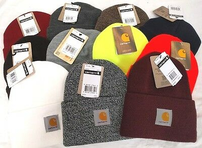 Carhartt A18 Classic Acrylic Knit Watch cap NEW COLORS[CA#25-18] FREE SHIP in US