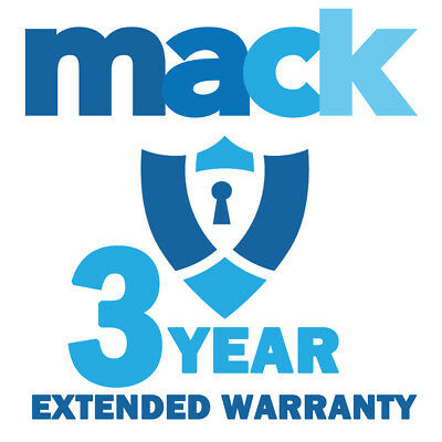 Mack In-Home 3 Year Extended Warranty TVs up to $1250